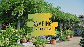 Camping les 3 Cantons - camping nature en Midi-Quercy (Tarn-et-Garonne)