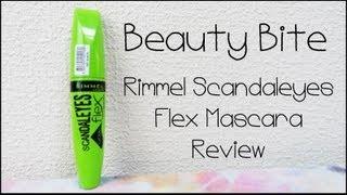 Beauty Bite | Rimmel Scandaleyes Flex Mascara Review || Lilac Ghosts