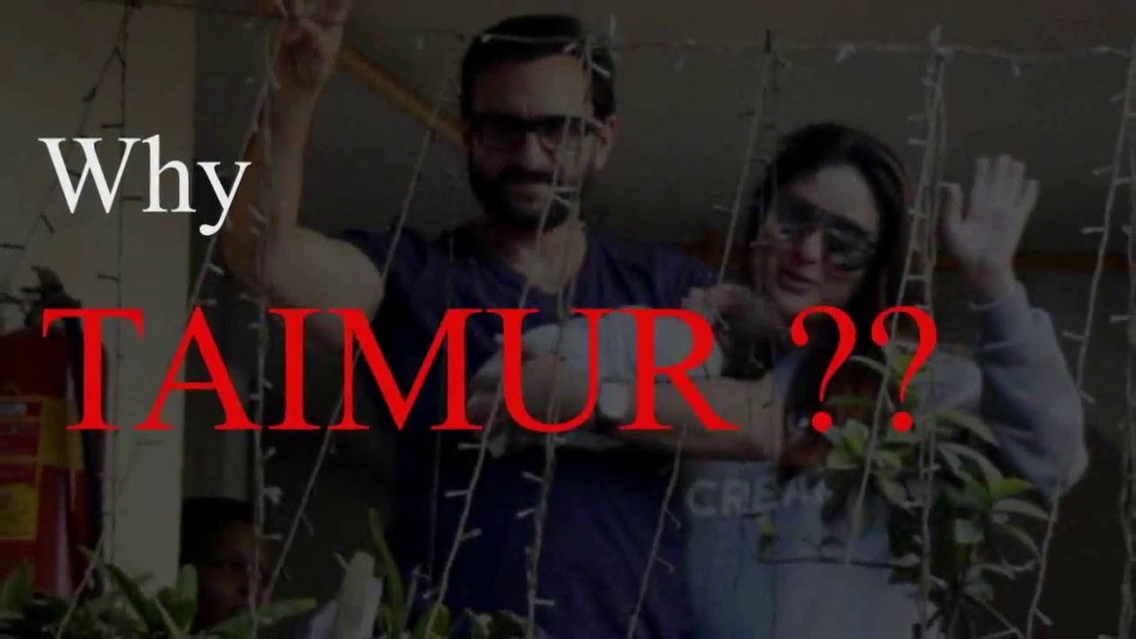What does the name Timur mean for his master 48