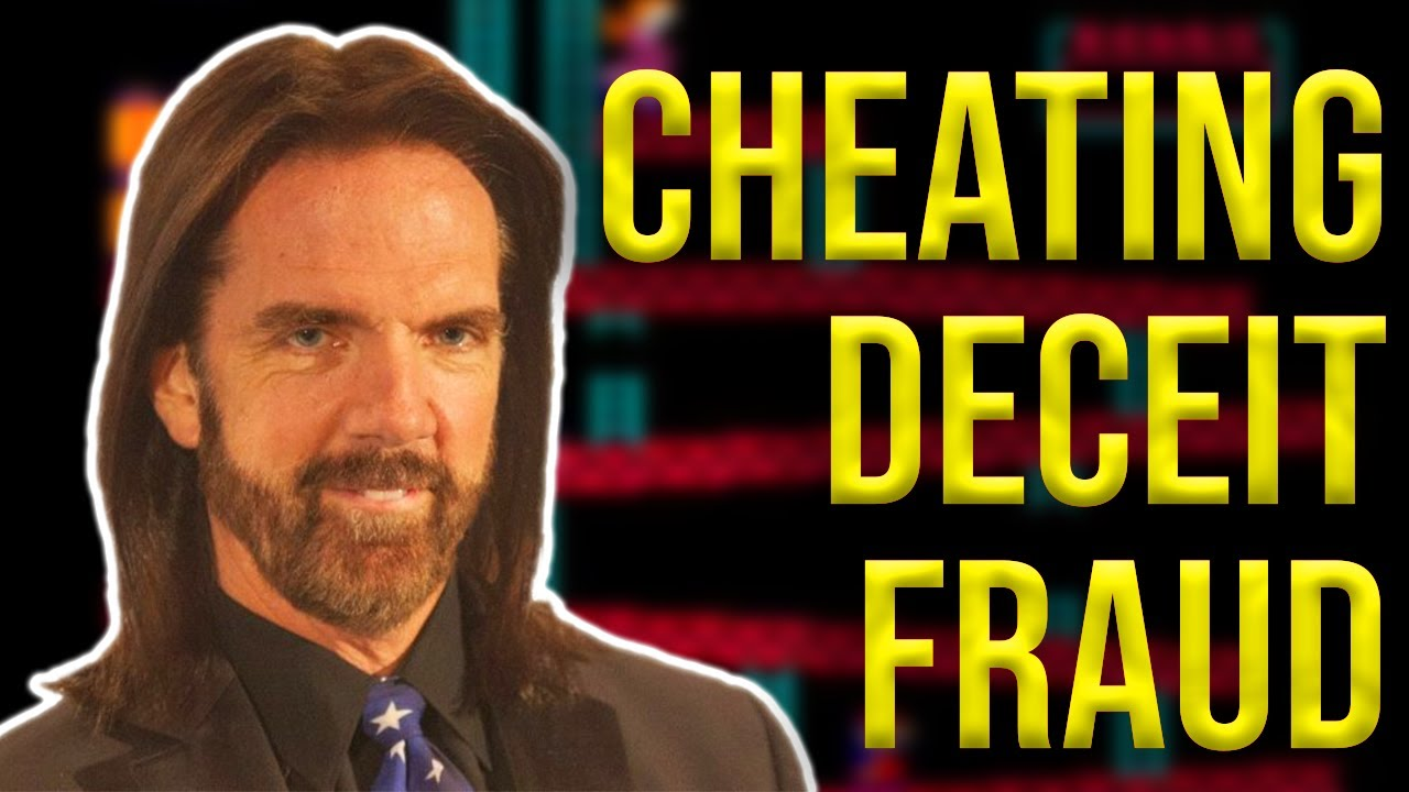 Gaming's Biggest Conman Billy Mitchell Is Being Sued For Millions!