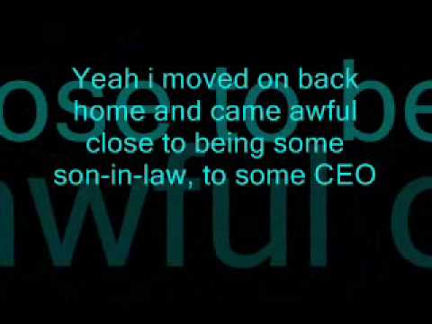 What I Almost Was-Eric Church (Lyrics)