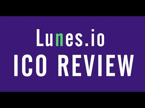 ICO REVIEW LUNES.IO - CRYPTO REVIEWS - INITIAL COIN OFFERING