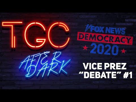 TGC, GNG, Herrera VP Debate Watch Party!