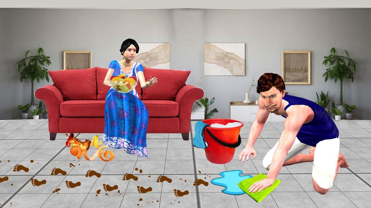 घमंडी बहू गरीब पति Ghamandi Bahu Garib Pati Comedy Video Hindi Kahaniya हिंदी कहानिया Comedy Video