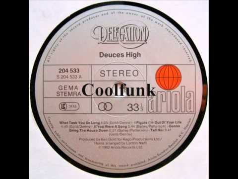 Delegation - What Took You So Long (Disco-Funk 1982)
