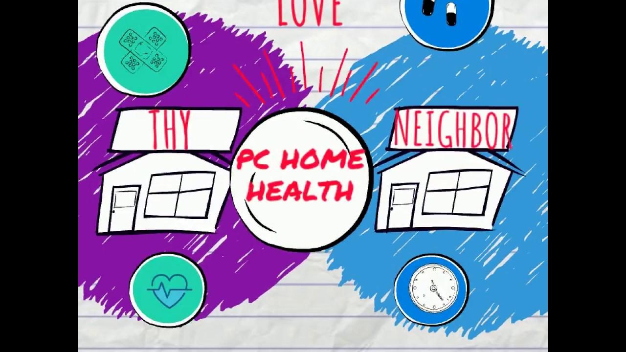 "PC Home Health ""Loves Thy Neighbor"""