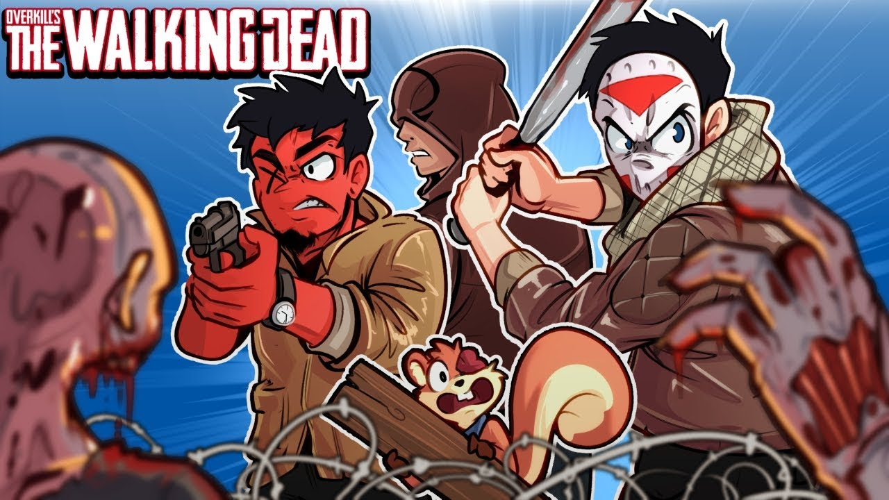 Overkill's The Walking Dead - Crappy Games Wiki Uncensored
