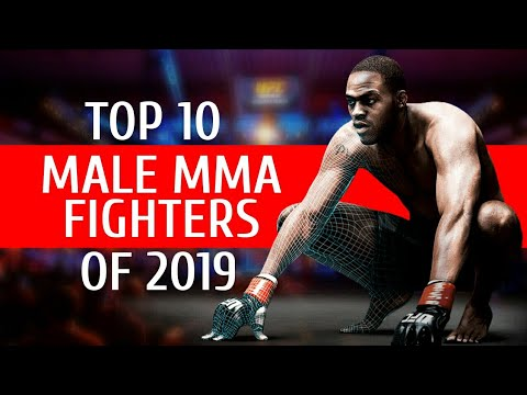 Top 10 MMA Fighters Of 2019