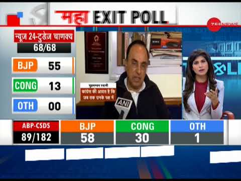 Exit Poll Breaking: VMR predicts BJP to take power in Gujarat with 115 seats, Congress to get 65