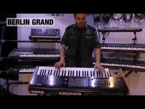 KORG KRONOS Workstation Keyboard - The Gear Gods Review