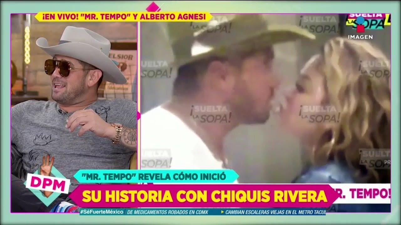Download ¡Mr. Tempo aclara EN VIVO si le robó el corazón a Chiquis Rivera! | De Primera Mano