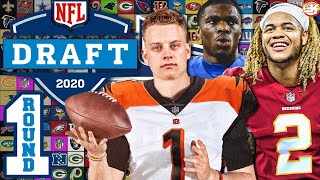 2020 NFL Draft - First Round (Picks 1-32)