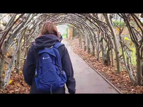 Walk arounf Christchurch in Dorset