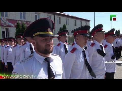 Грозненское суворовское училище переименовали в честь Ахмата-Хаджи Кадырова