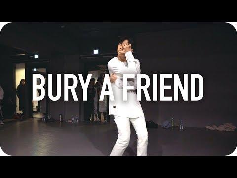 bury a friend - Billie Eilish / Jinwoo Yoon Choreography