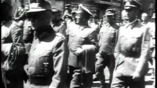 1944~News Parade, Allied Propaganda Newsreel