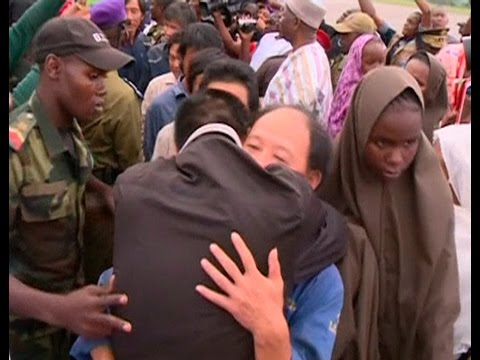 27 hostages freed in Cameroon