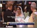 Inilah Janji Pernikahan Pangeran Harry - Meghan Markle - LIP 20/05