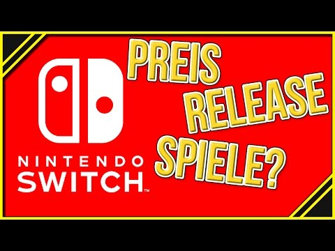 NINTENDO SWITCH: PREIS, DATUM, LAUNCH LINEUP? 🔮 Splatoon News