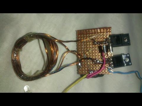 Беспроводное зарядное устройство для телефона