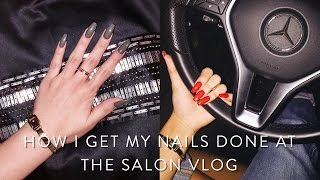 COME WITH ME TO GET MY NAILS DONE
