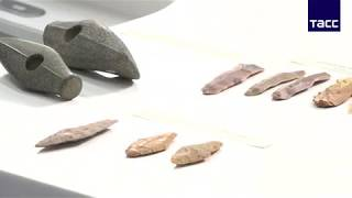 Пресс-конференция в ТАСС ''Археологические сокровища Подмосковья''
