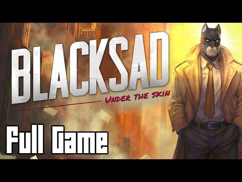 Blacksad: Under The Skin (Full Game, No Commentary)