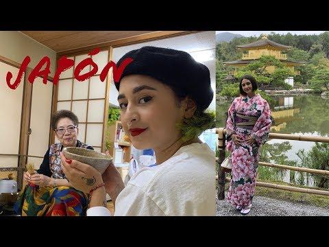 Barrio de GEISHAS en Japón (vlog por Japón 2018) | LenguasDeGato