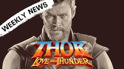 Thor 4, Black Widow Trailer, Netflix & Amazon Prime Shows List & More | Hollywood Weekly News