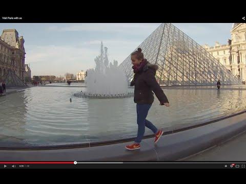 Visit Paris with us