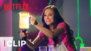 DIY Lava Lamp Science Experiment  Emilys Wonder Lab | Netflix Jr