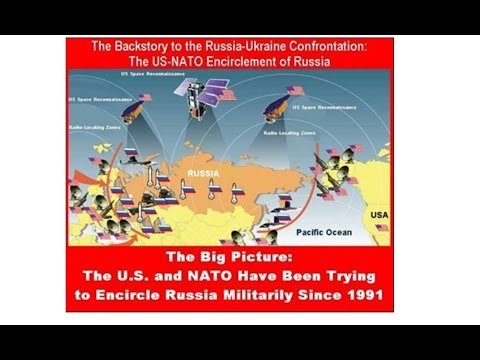 Nuclear Armageddon Forced on Humanity   Russia is not the Aggressor