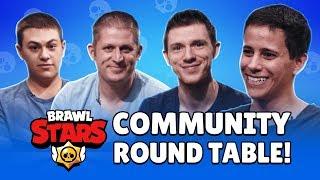 Brawl Stars Community Roundtable!