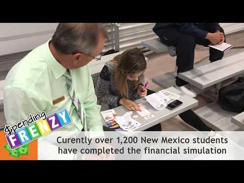 Spending Frenzy - Rocinante High School in Farmington, NM