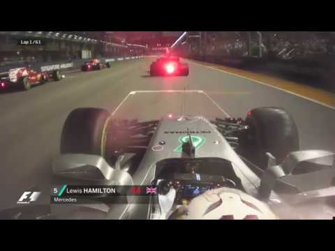 Best Onboards | 2017 Singapore Grand Prix