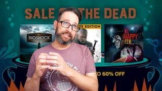 Ofertas de Halloween en PS Store Octubre 19, 2018