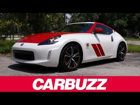 2020 Nissan 370Z Test Drive Review: I'm Driving, Don't Bother Me