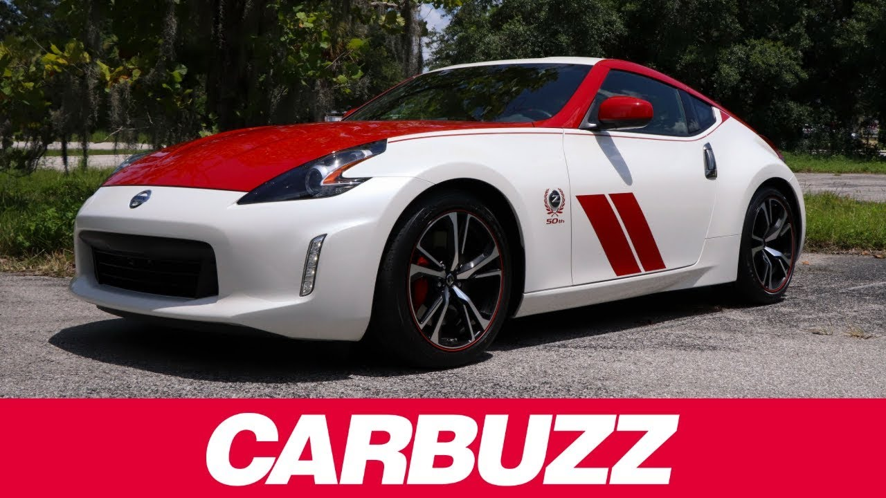 2020 Nissan 370z Test Drive Review I M Driving Don T Bother Me