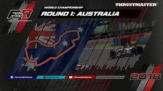 FSR 2018 - World Championship Round 1: Australia