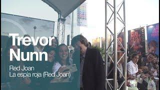 Llegada ''TREVOR NUNN'' ''RED JOAN'' (P.E) - 2018