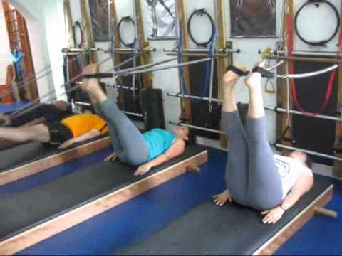 Clase de Pilates en Spring Board
