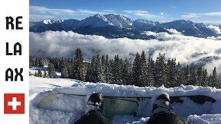Śnieżne szaleństwo w Szwajcarii - Zero Gravity Games x GDZIE BĄDŹ #60