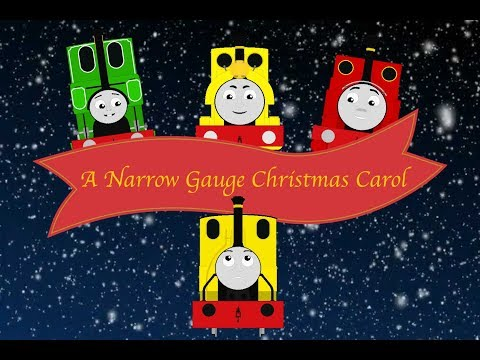 A Narrow Gauge Christmas Carol (Audio Drama)