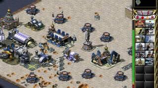 C&C Red Alert 2 Megapack Challenge 1v7 - Urban Teams - Russia