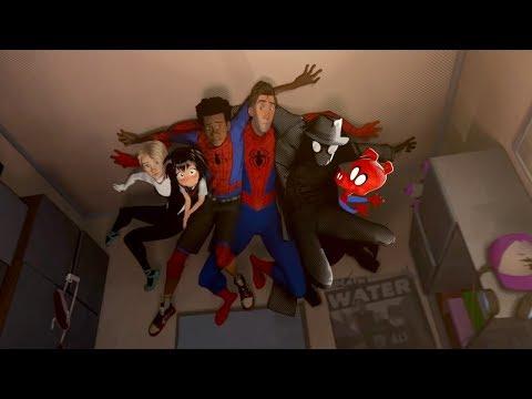 'Spider-Man: Into The Spider-Verse' Official Trailer #2 (2018) | Shameik Moore, Mahershala Ali