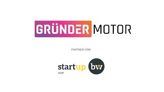 Gründermotor - Partner von ASAP BW