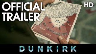 DUNKIRK | Official Trailer 1# | 2017 [HD]