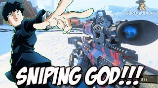 SNIPING ON BLACK OPS 4! - Black Ops 4: Multiplayer Paladin Sniping Gameplay