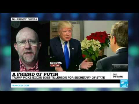 """""""Trump's gushing like a fangirl over Putin"""" - Rick Wilson on Russian hacking allegations"""