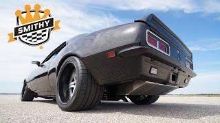 Project Blackjack 1968 Camaro - Restomod/LS3 - SmithyCustoms.com